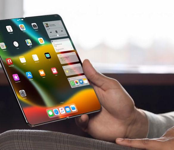 iPhone Foldable phone