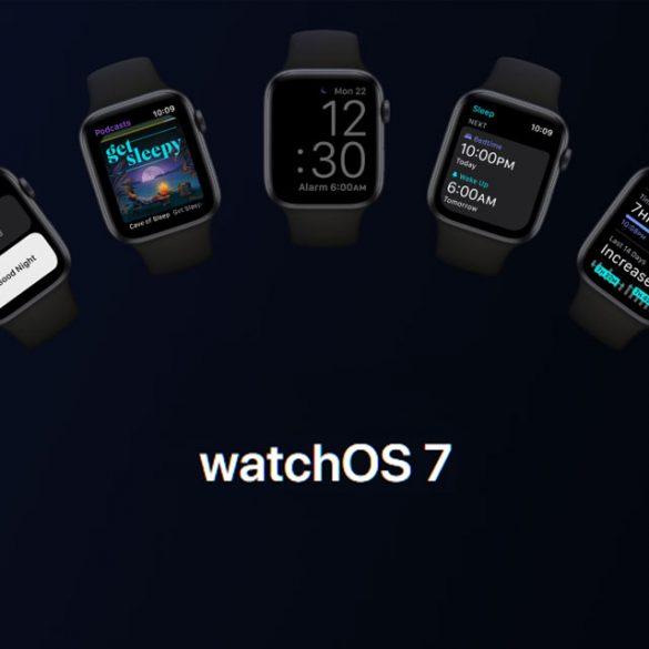 watchOS 7 extensive features list