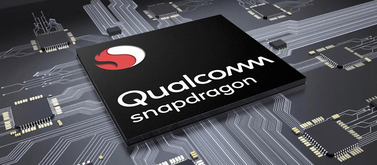 Snapdragon 710 Mobile Platform Render