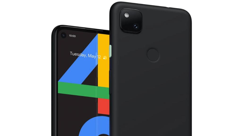 Google Pixel 4a Render 1