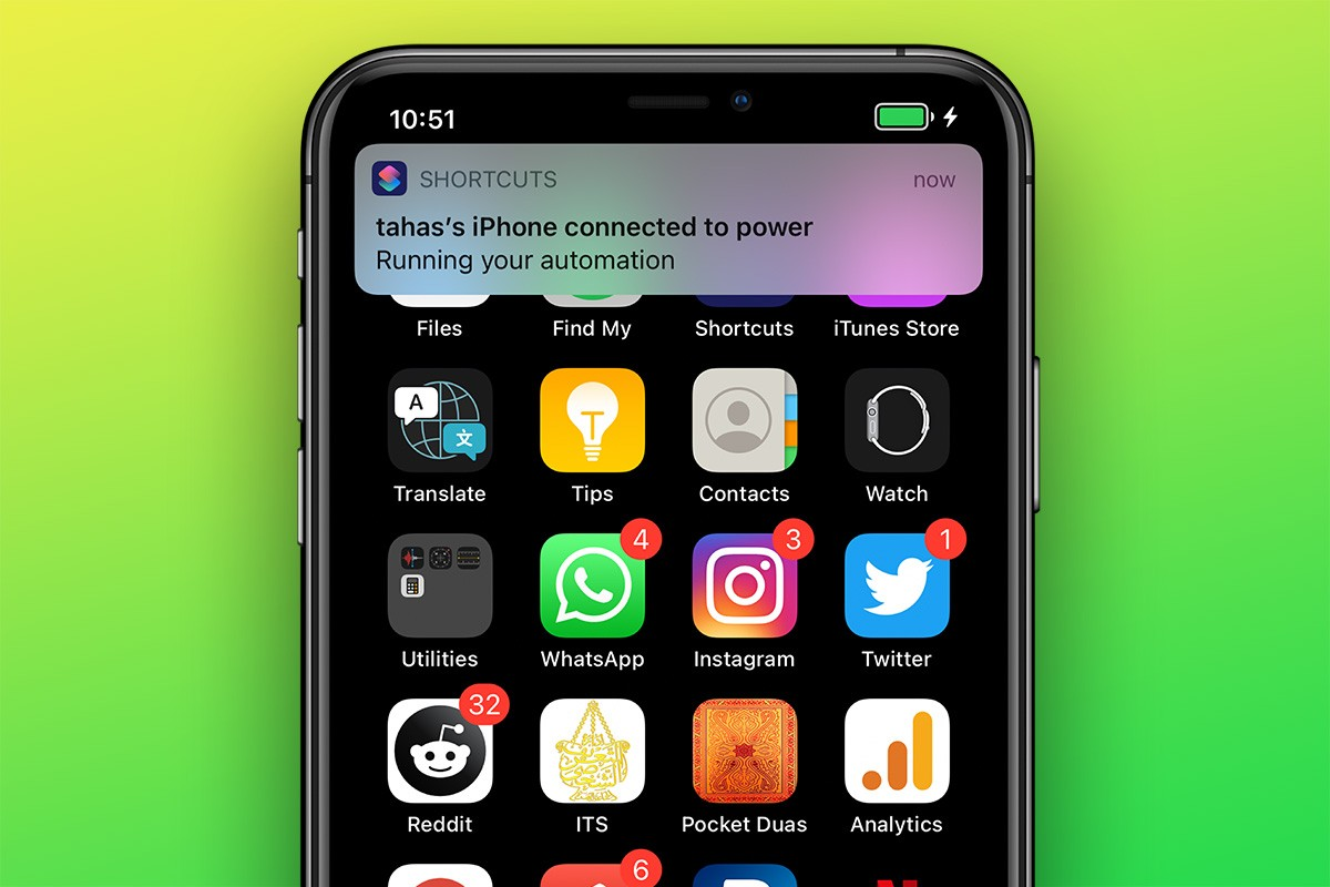 How to set a custom charging sound on iPhone iOS 14
