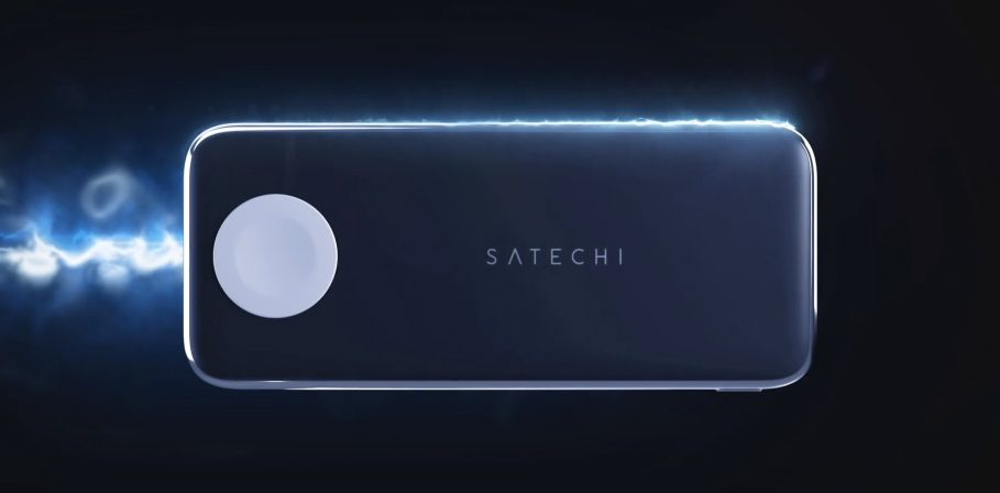 Satechi Power bank portable and wireless featured
