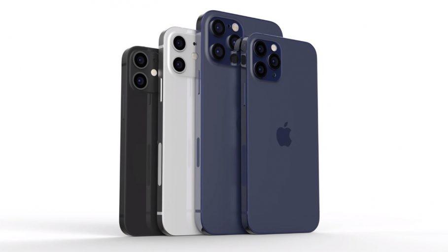 iPhone 12 Leak Lineup Renders 1340x754 1