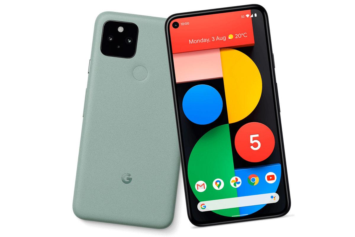 Googlee Pixel 5