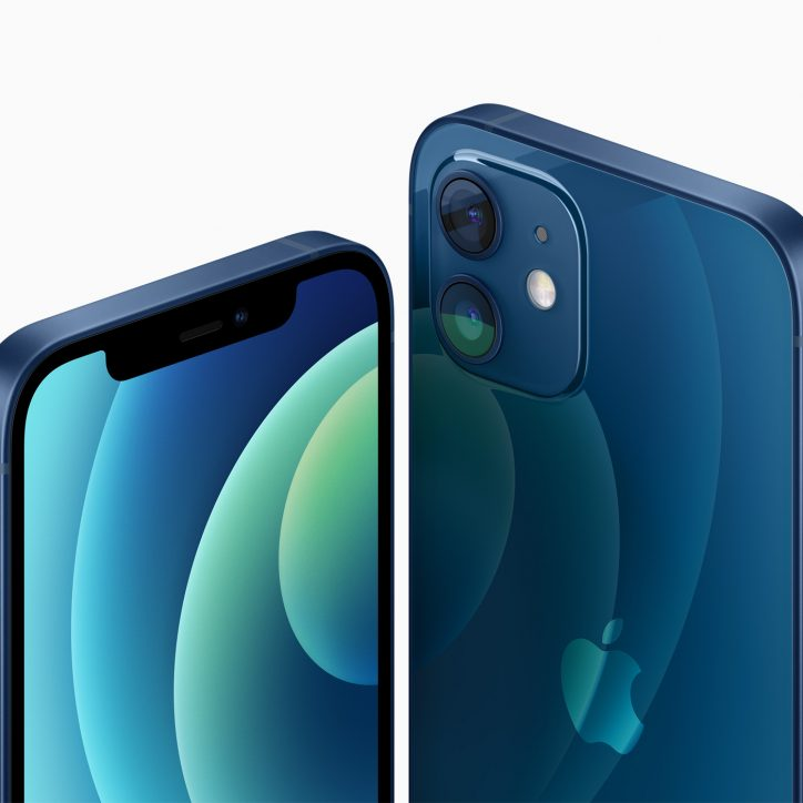 apple iphone 12 color blue 10132020