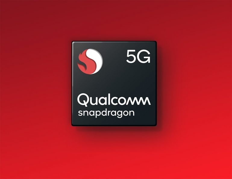 qualcomm snapdragon 765 5g mobile platform badge