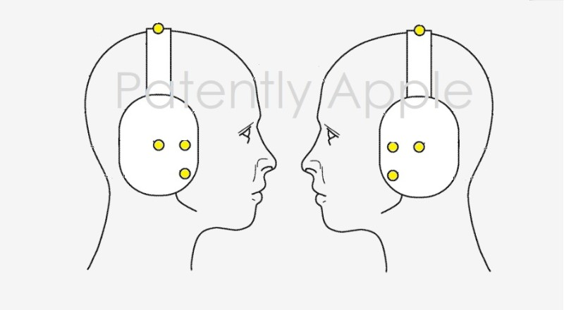 AirPods Studio Apple Patent 1