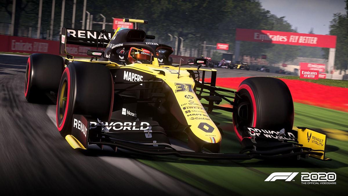 F1 2020 Mobile Racing