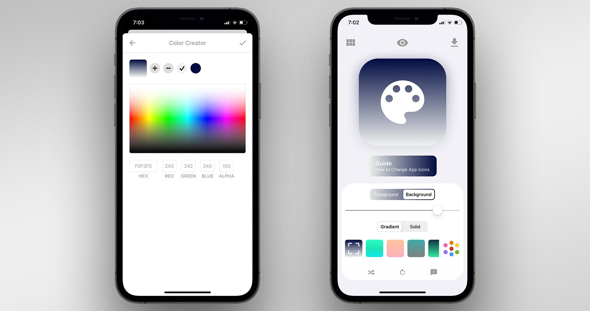 App Icon Maker