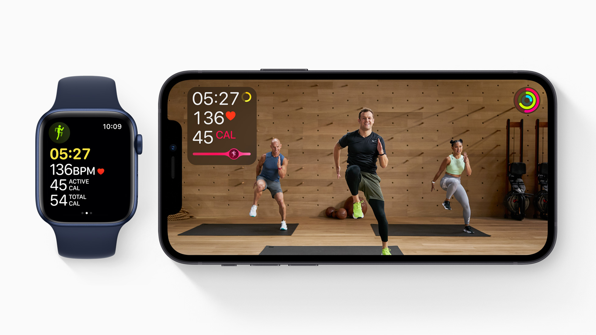 apple fitness plus launch applewatch iphone12 12082020