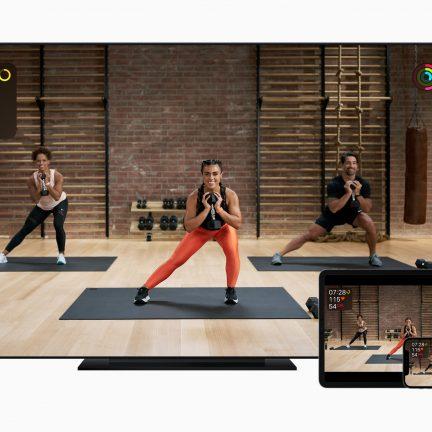 apple fitness plus launch hero 12082020
