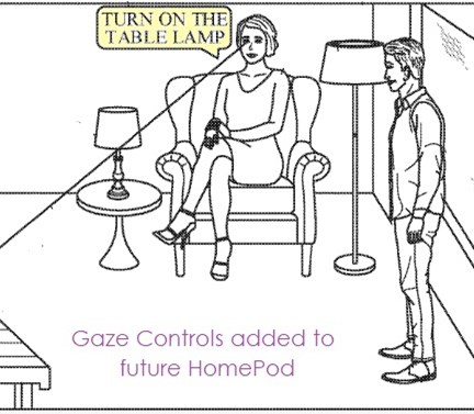 Apple HomePod Patent
