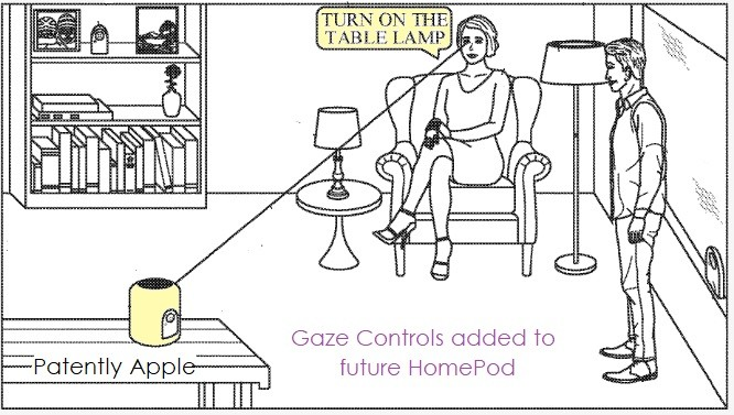 Apple HomePod Patent