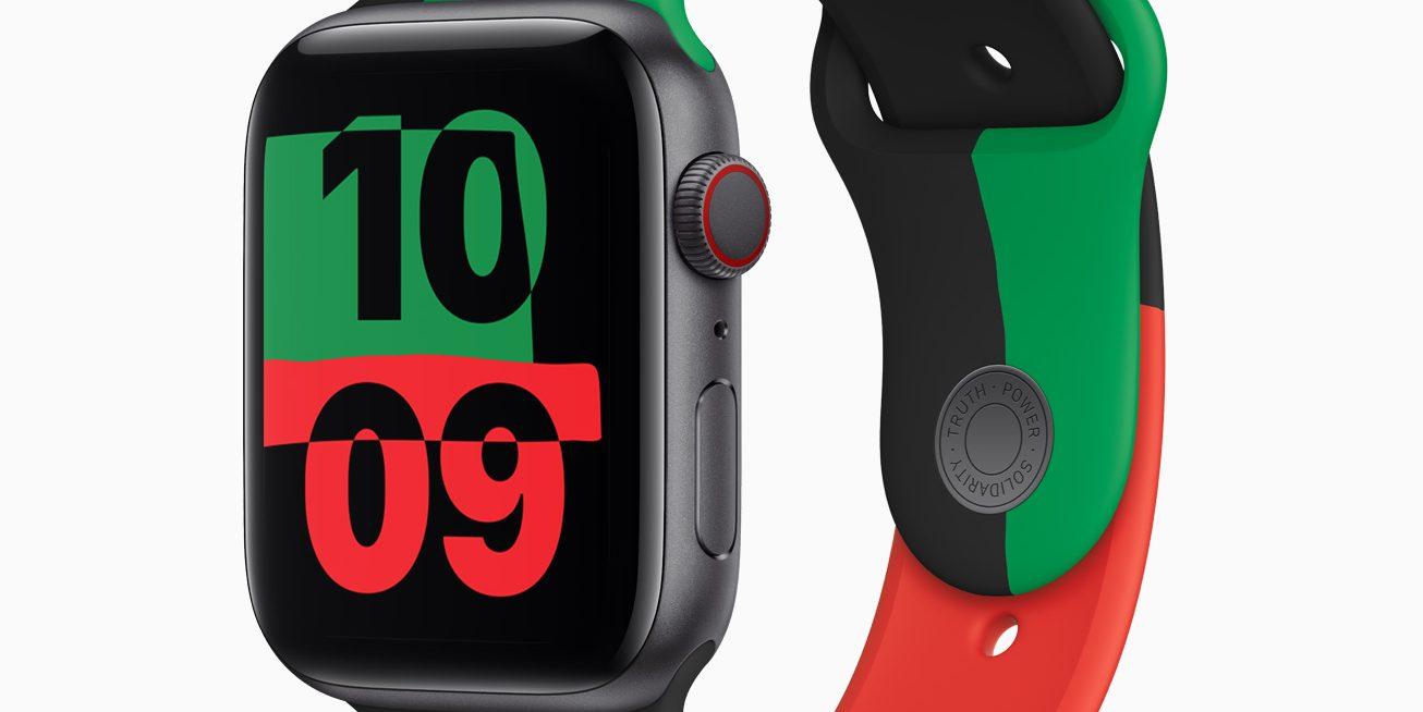 Black History Month Apple Watch