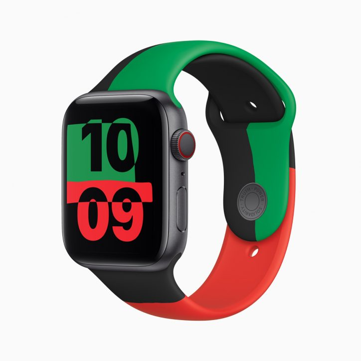 Black History Month Apple Watch