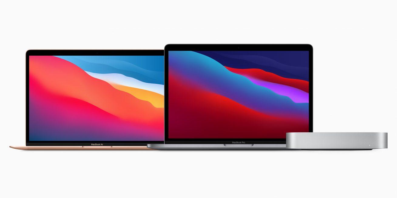Apple next generation mac macbookair macbookpro mac mini 11102020