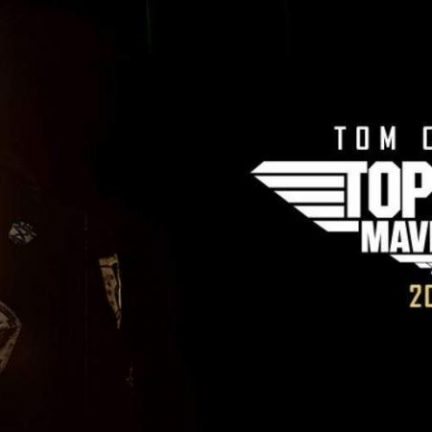 Tom Cruise starrer Top Gun: Maverick poster.