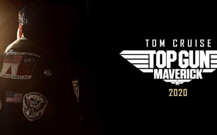 Tom Cruise starrer Top Gun: Maverick poster.