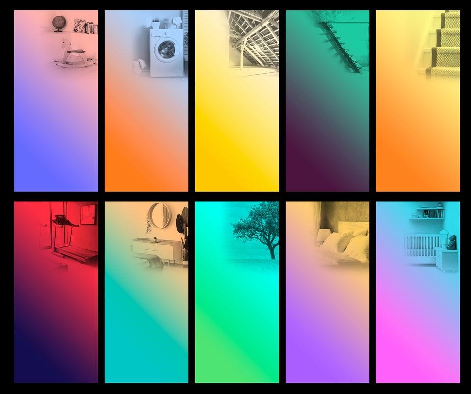 Hue HomeKit Wallpaper Set 1