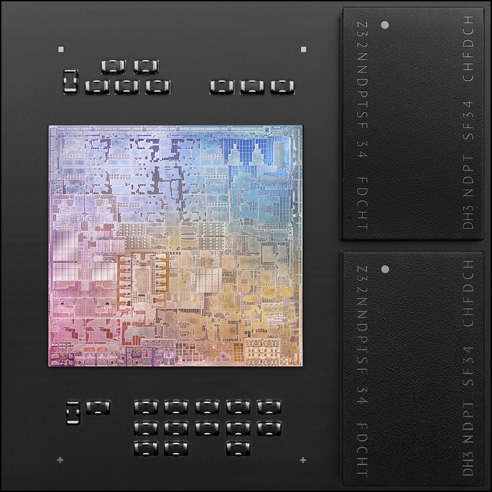 M1 Chip Image