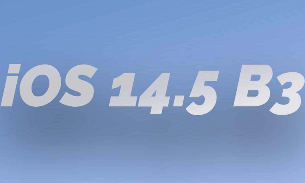 iOS14 5 B3