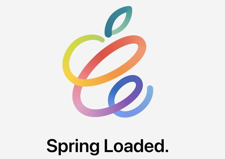 Apple Spring Loaded Event invite