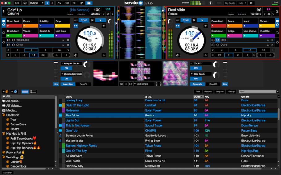 Serato DJ Pro Video Screenshot 1