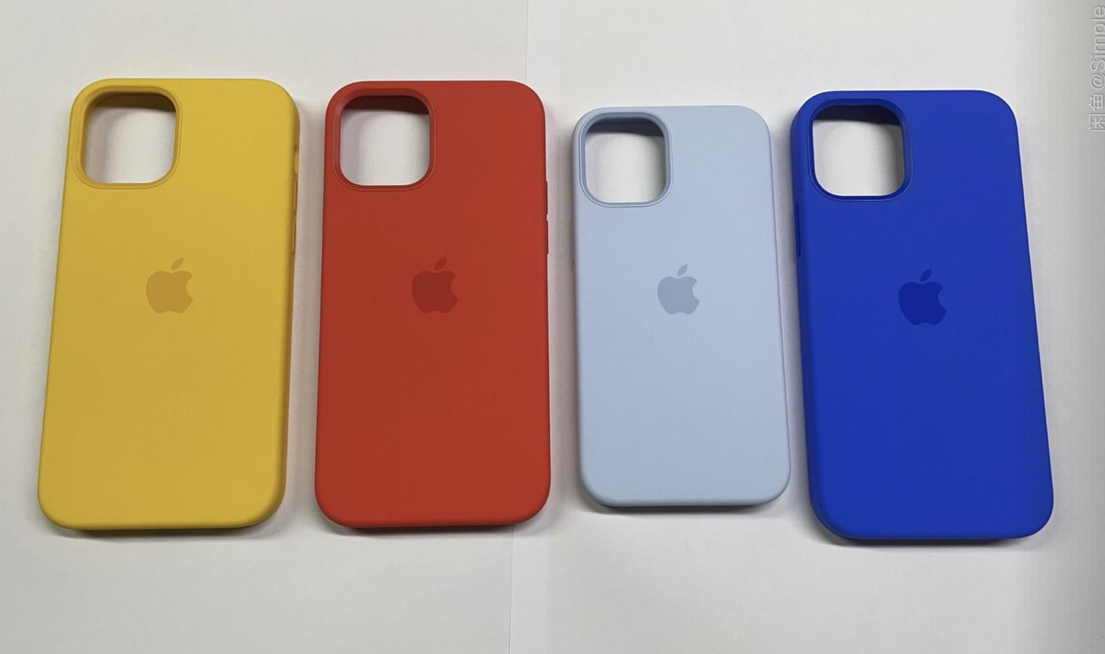 iPhone 12 Spring Colors Leak 2