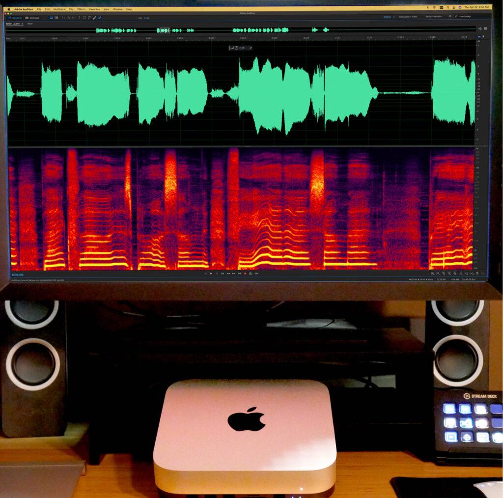 Audition on Apple M1