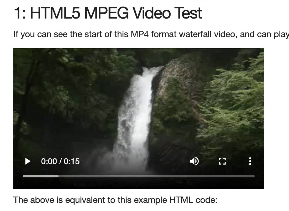 Chrome displays thumbnails on web pages correctly.