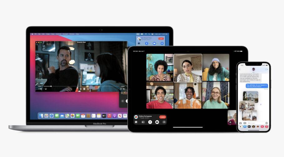Apple Software Updates WWDC2021