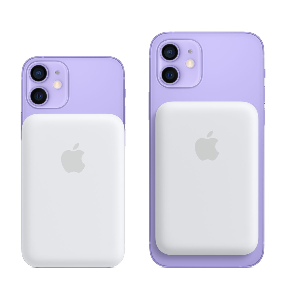 MagSafe Battery Pack iPhone 12 mini Purple