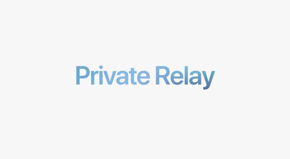 Private Relay