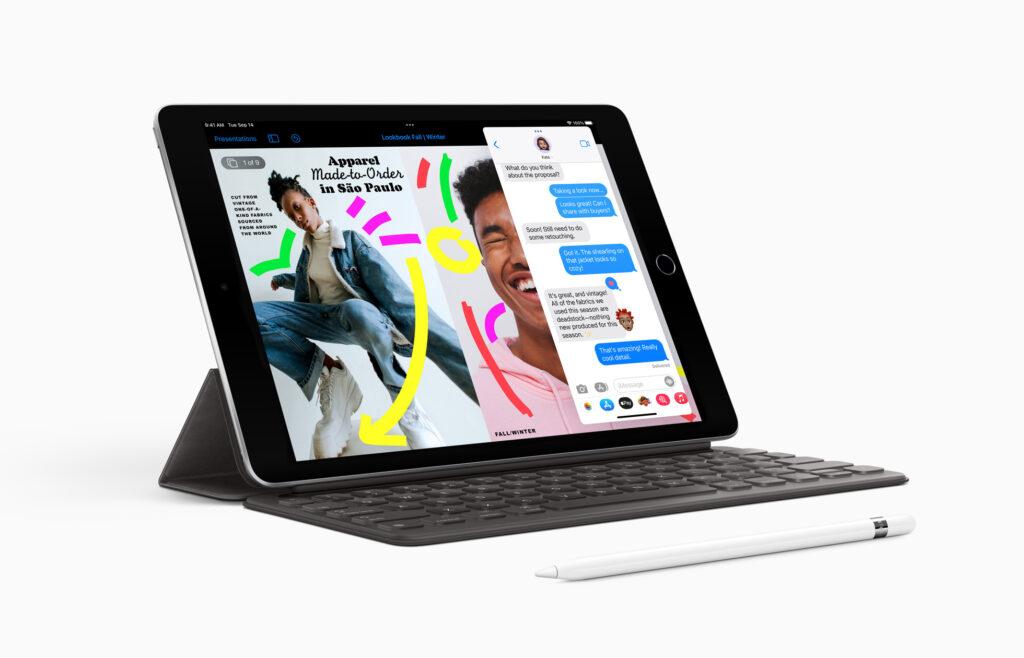 9.7-inch iPad 2021